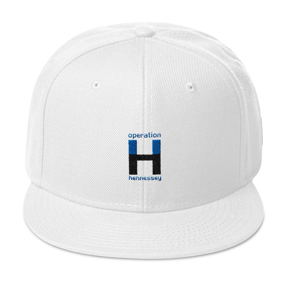 Operation Hennessey Snapback Hat