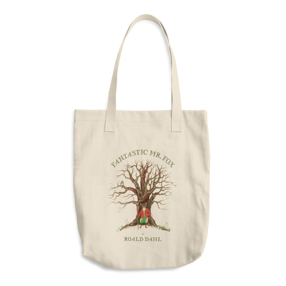 Fantastic Mr Fox Cotton Tote Bag