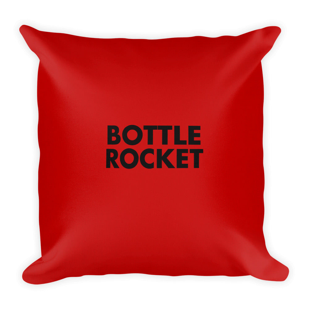 Bottle Rocket Premium Pillow
