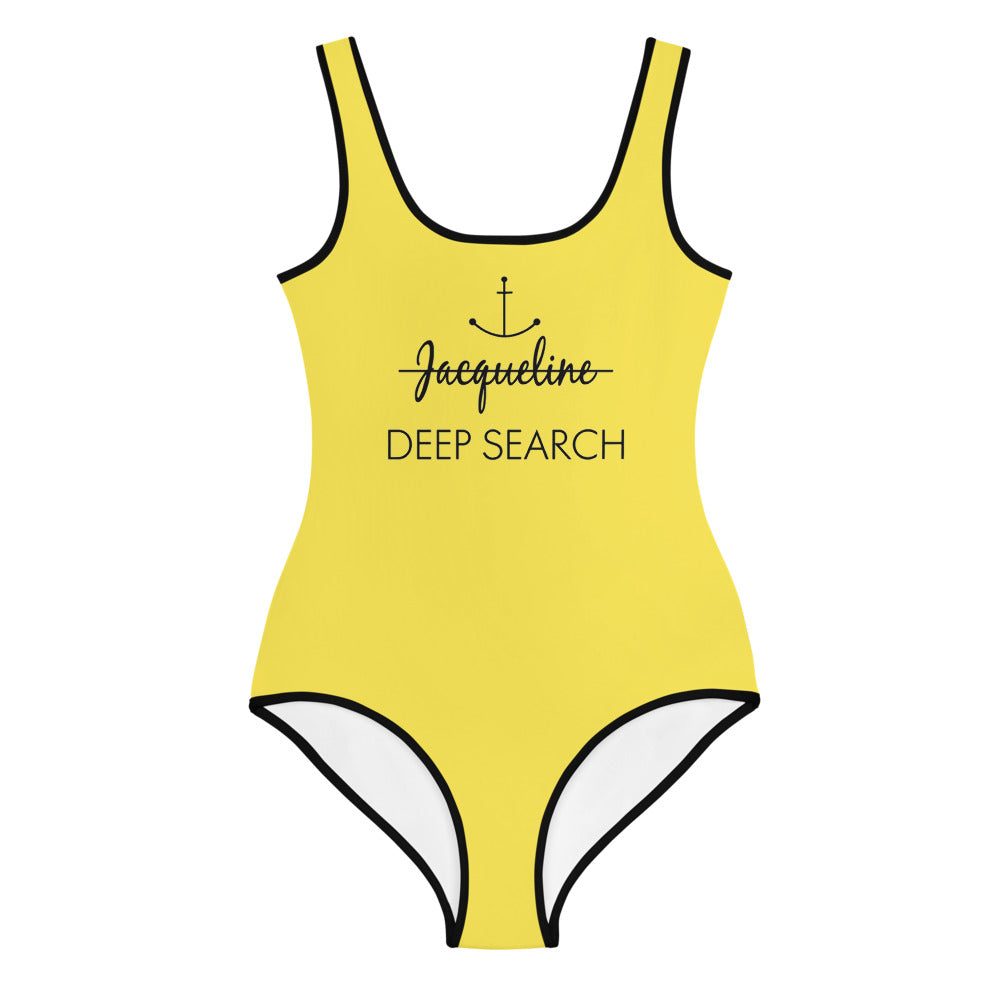 Jacqueline Deep Search Youth Swimsuit