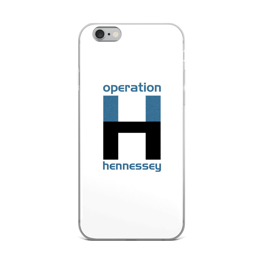 Operation Hennessey iPhone Case