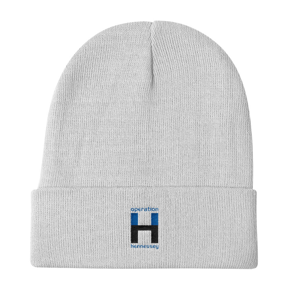 Operation Hennessey Knit Beanie