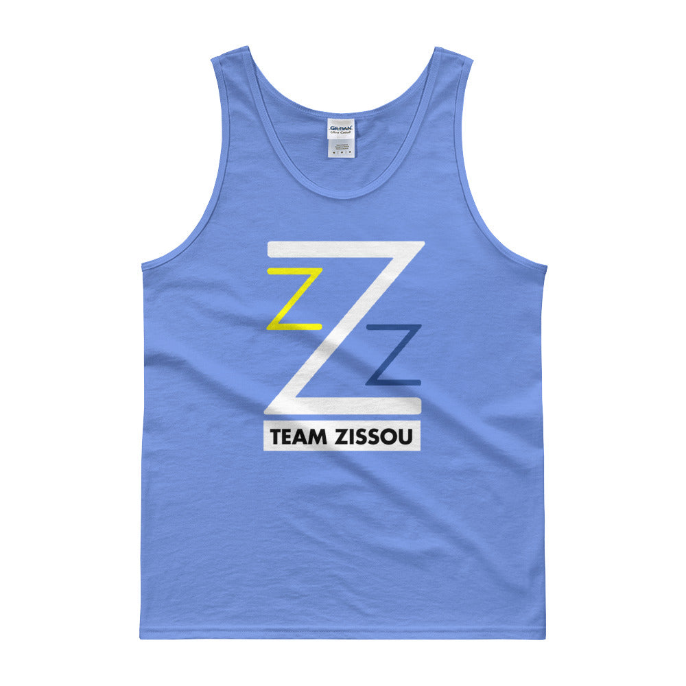 Team Zissou Tank Top