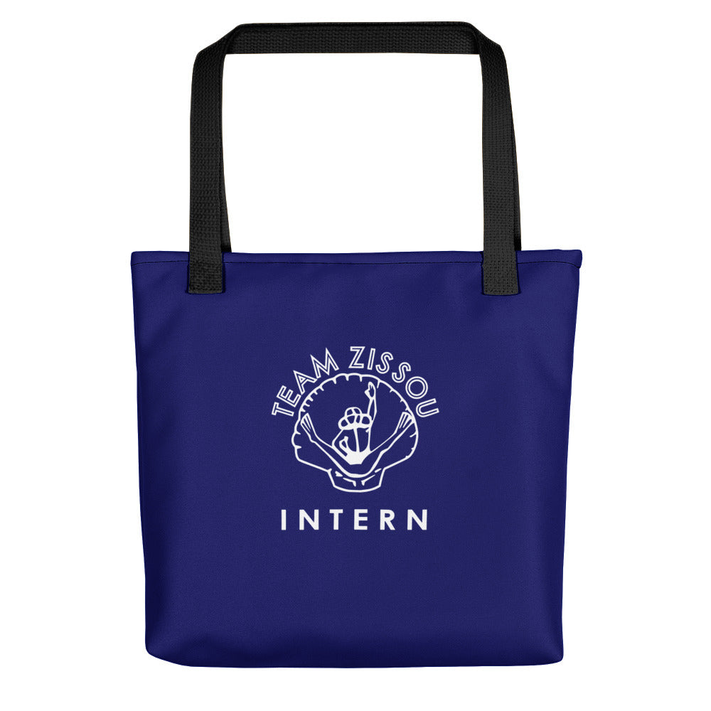 Team Zissou Intern Tote Bag