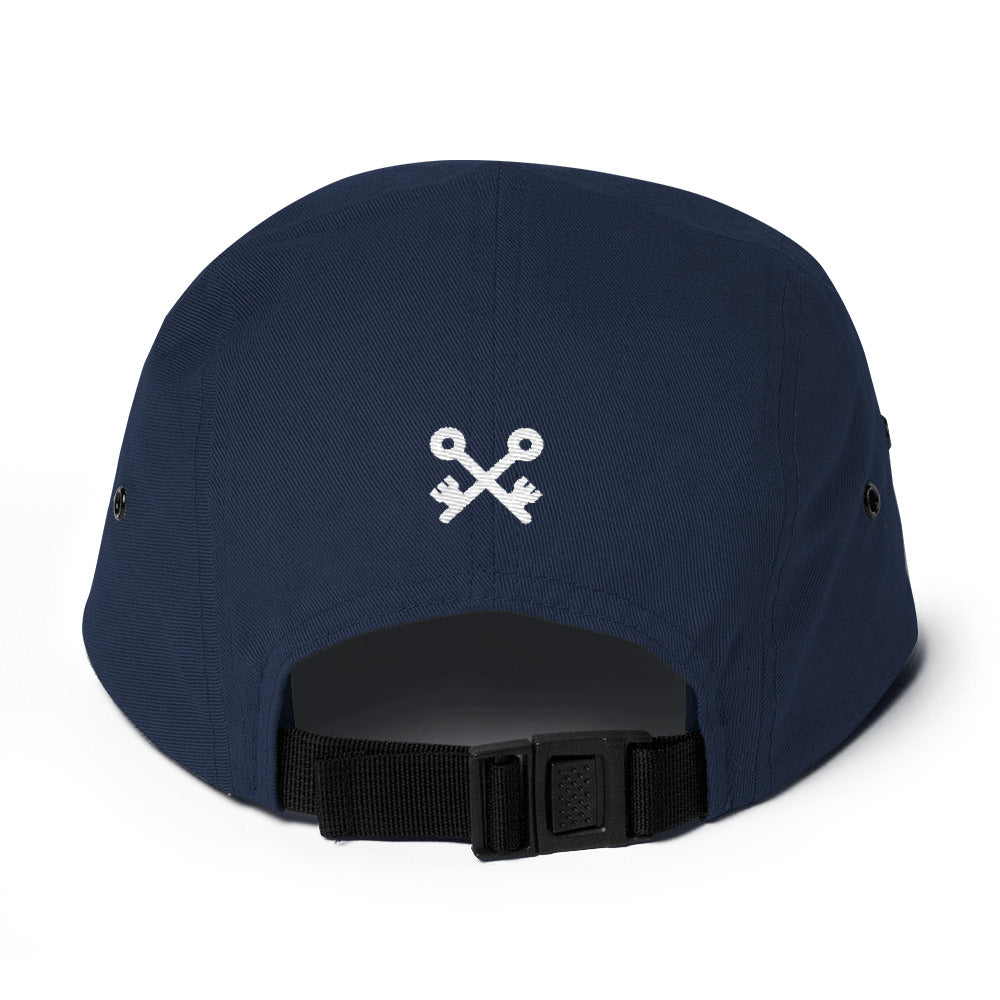 Team Zissou Intern Five Panel Cap