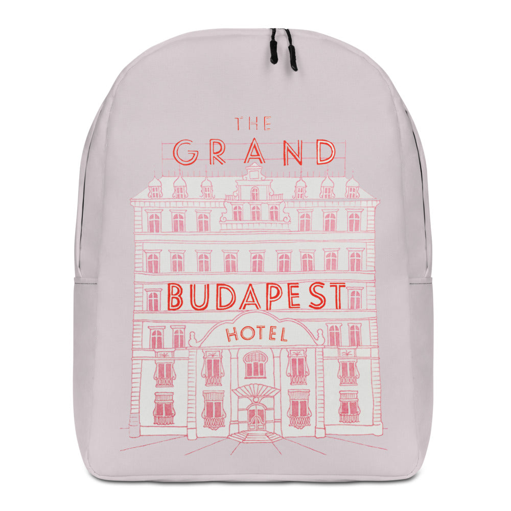 The Grand Budapest Hotel Backpack