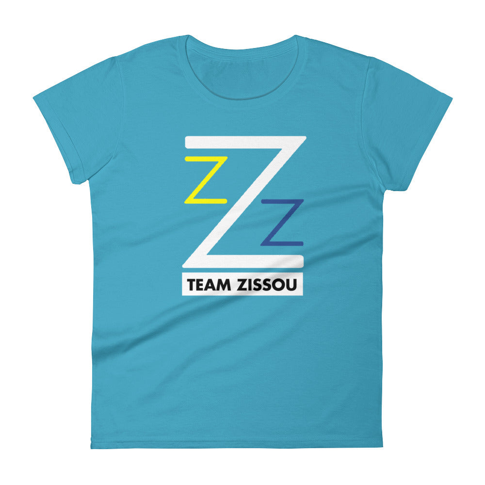 Team Zissou Women's Short Sleeve T-Shirt