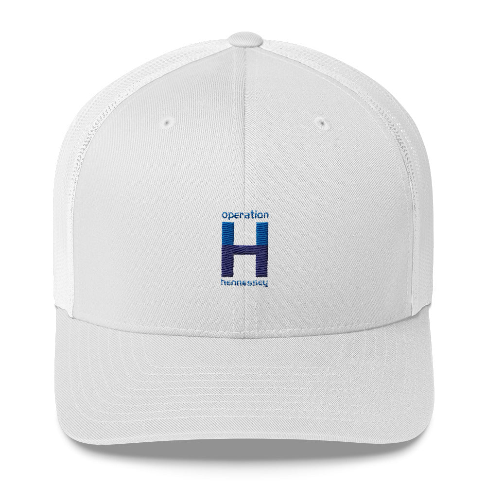 Operation Hennessey Trucker Cap