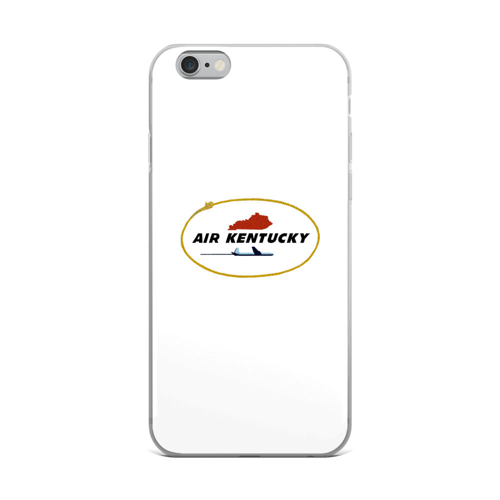 Air Kentucky Iphone Case The Society Of The Crossed Keys