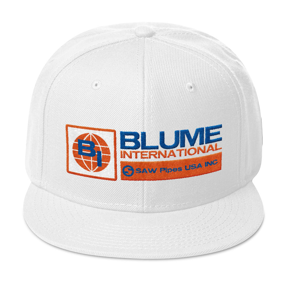 Blume International Snapback Hat