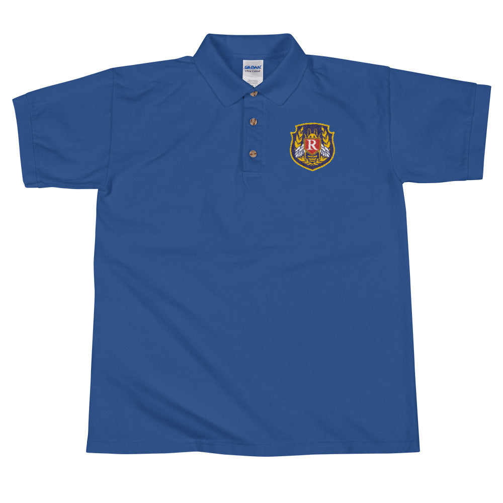 Rushmore Embroidered Polo Shirt