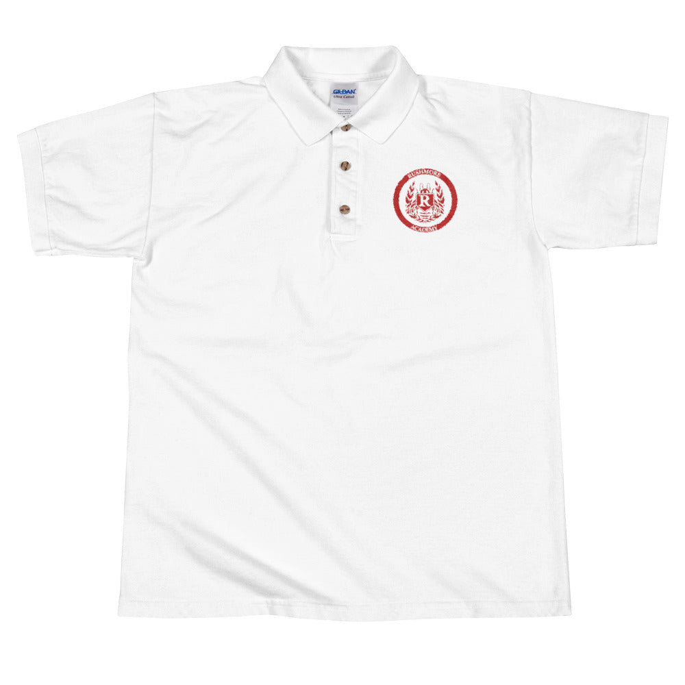 Rushmore Academy Embroidered Polo Shirt