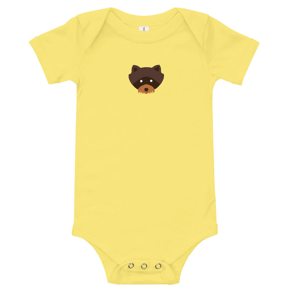 Khaki Scout Infant Bodysuit