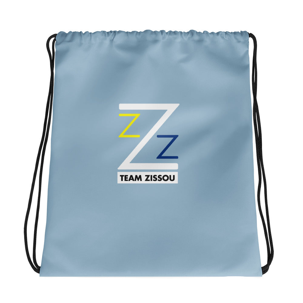 Team Zissou Drawstring Bag