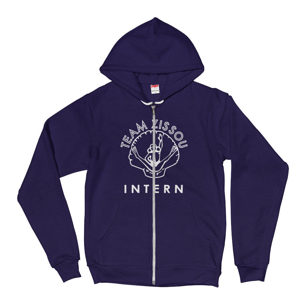 Team Zissou Intern Hoodie Sweater