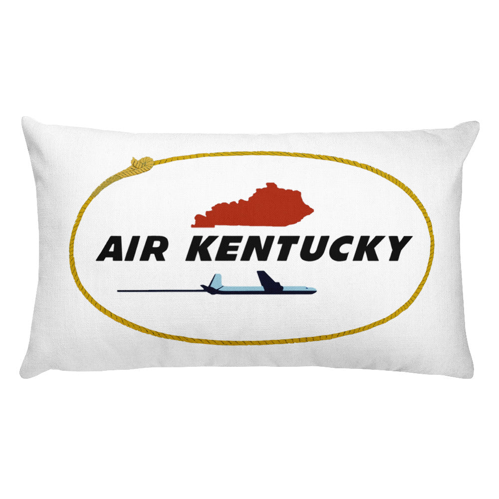 Air Kentucky Rectangular Pillow