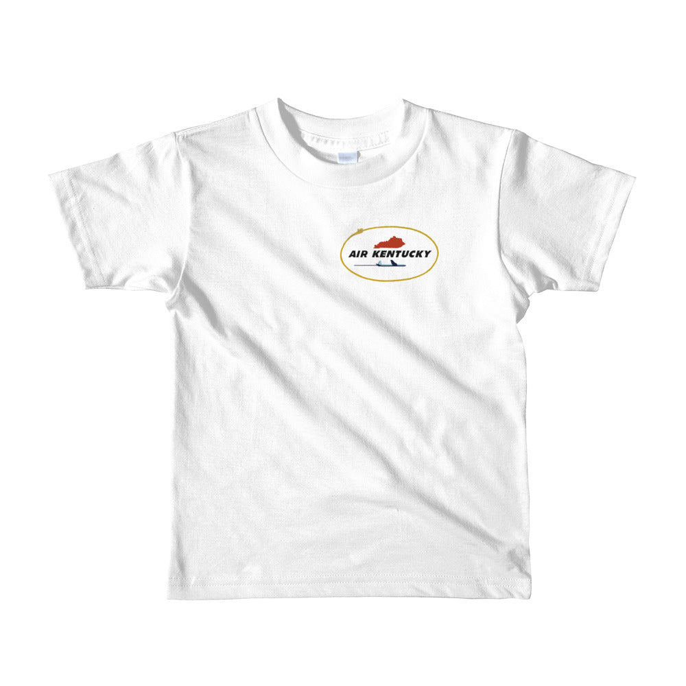 Air Kentucky Short Sleeve Kids T-Shirt
