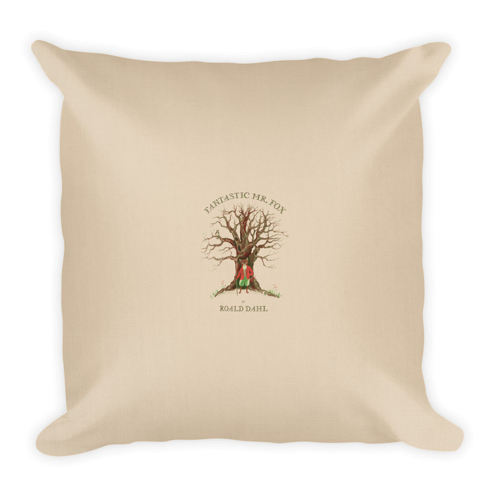 Fantastic Mr Fox Pillow