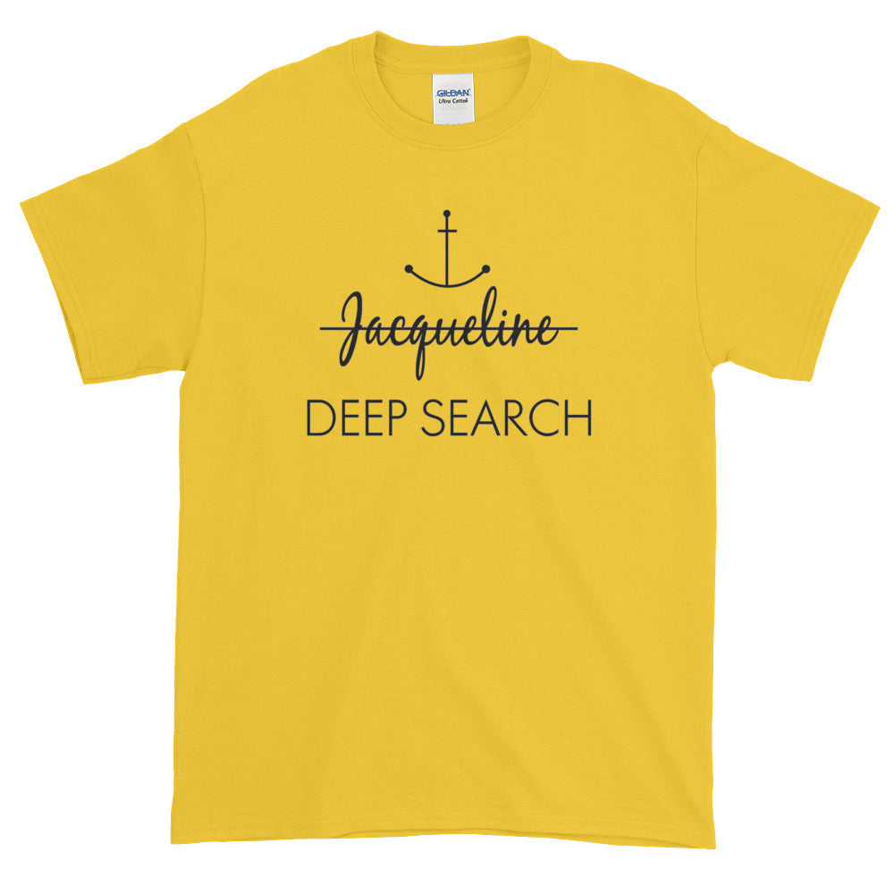 Jacqueline Deep Search Short-Sleeve T-Shirt