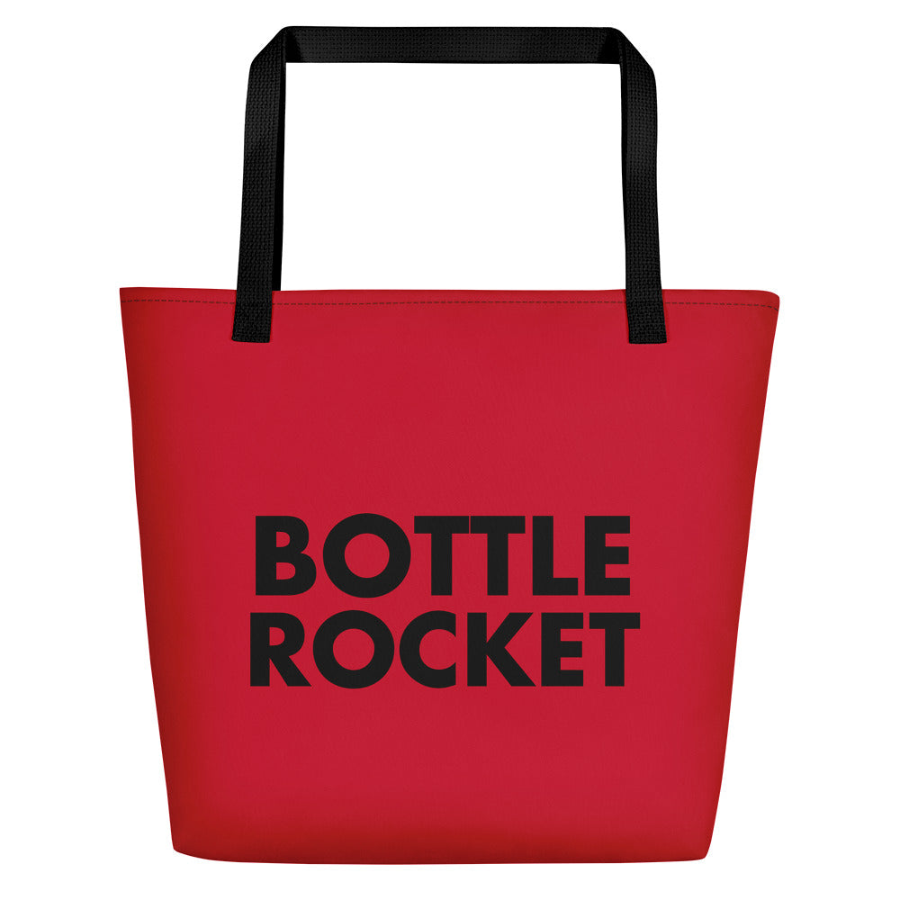 Bottle Rocket Beach Bag