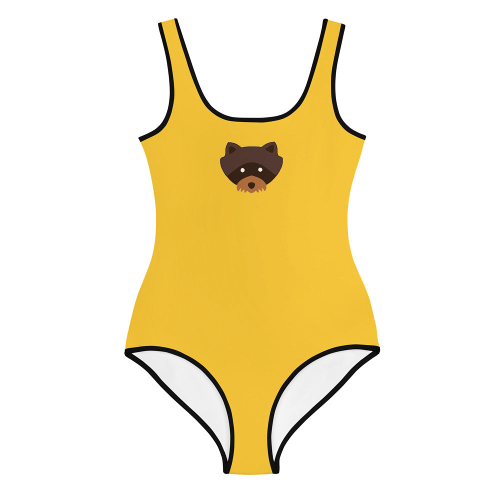 Khaki Scout Youth Swimsuit
