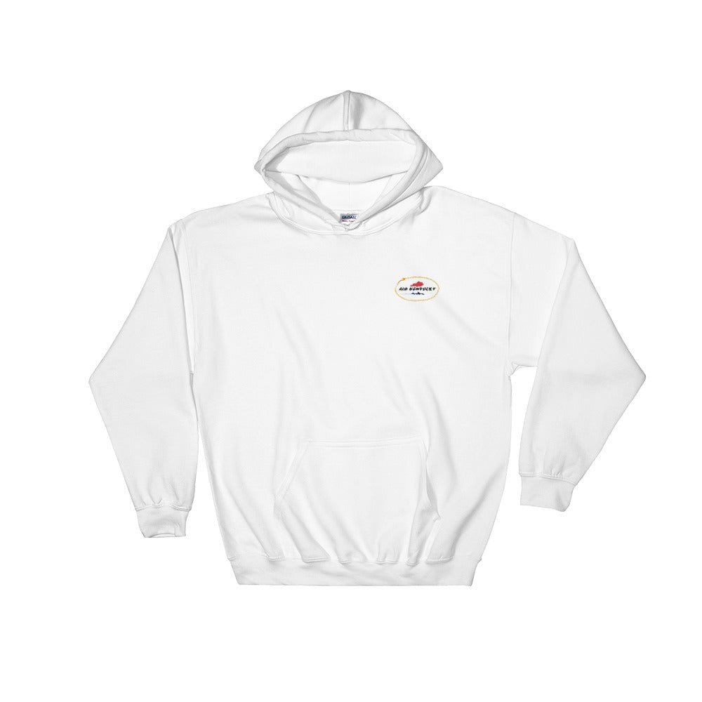 Air Kentucky Embroidered Hooded Sweatshirt