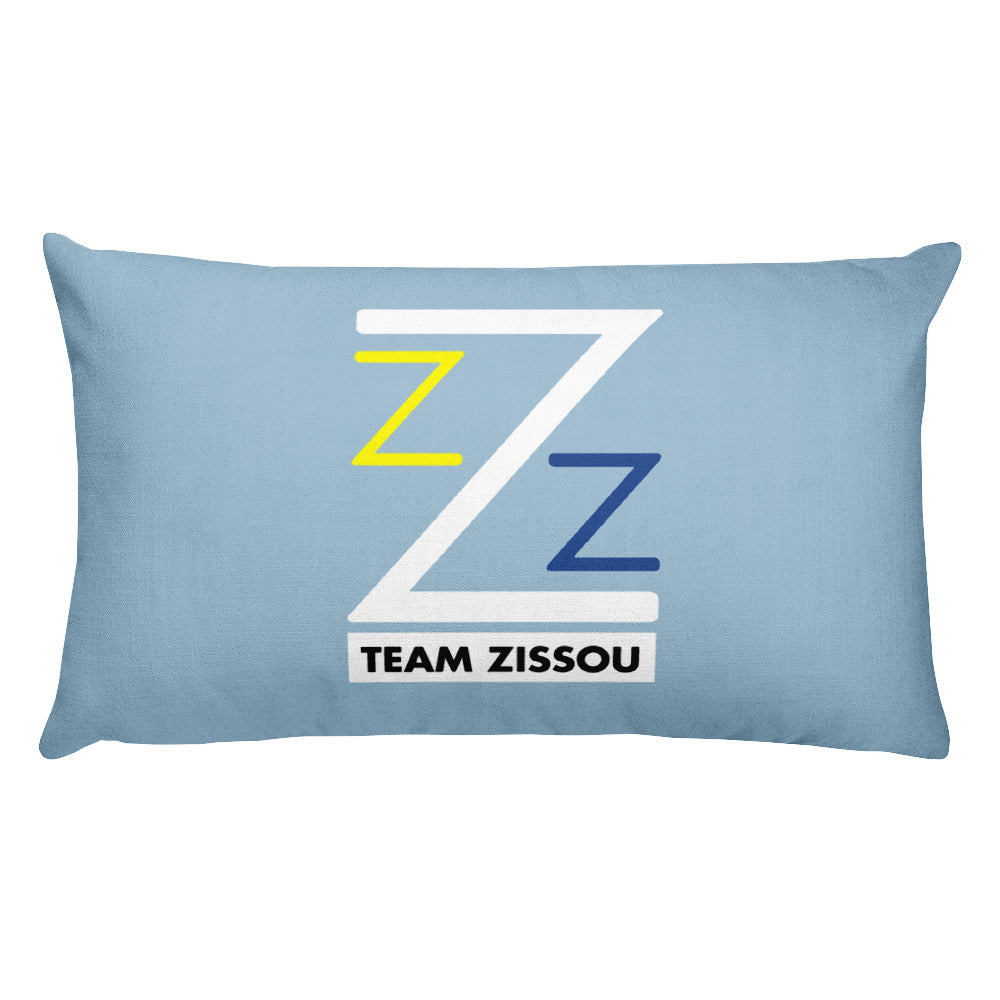 Team Zissou Rectangular Pillow