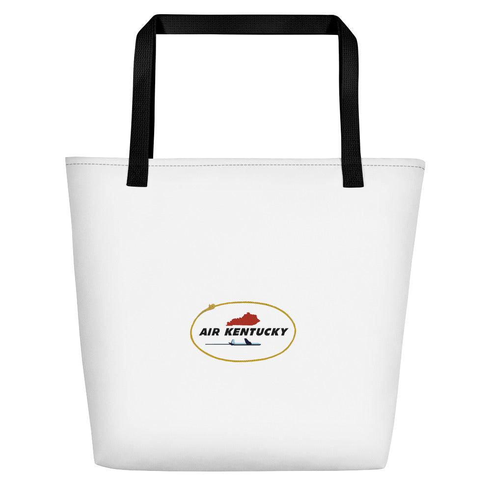 Air Kentucky Beach Bag