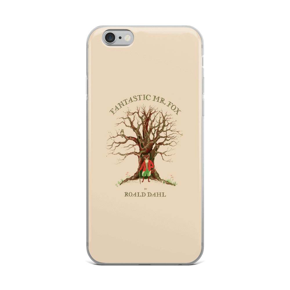 Fantastic Mr Fox iPhone Case