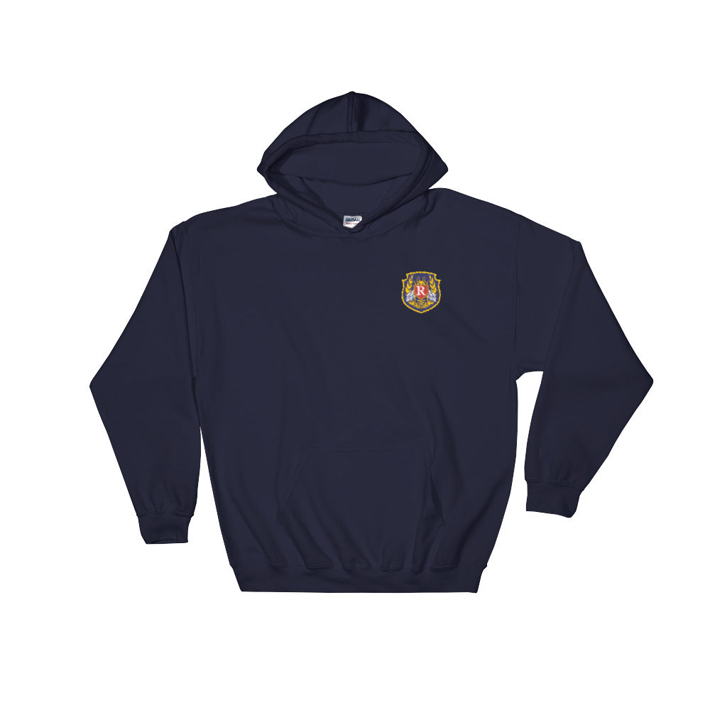 Rushmore Embroidered Hooded Sweatshirt