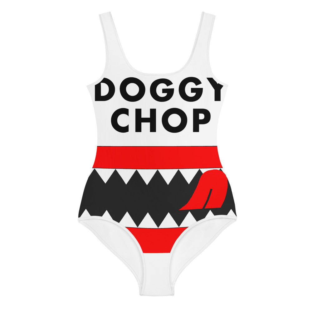 Doggy Chop Youth Swimsuit