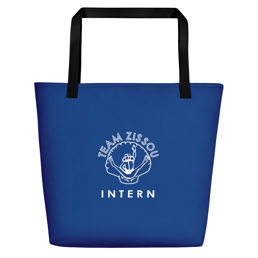 Team Zissou Intern Beach Bag