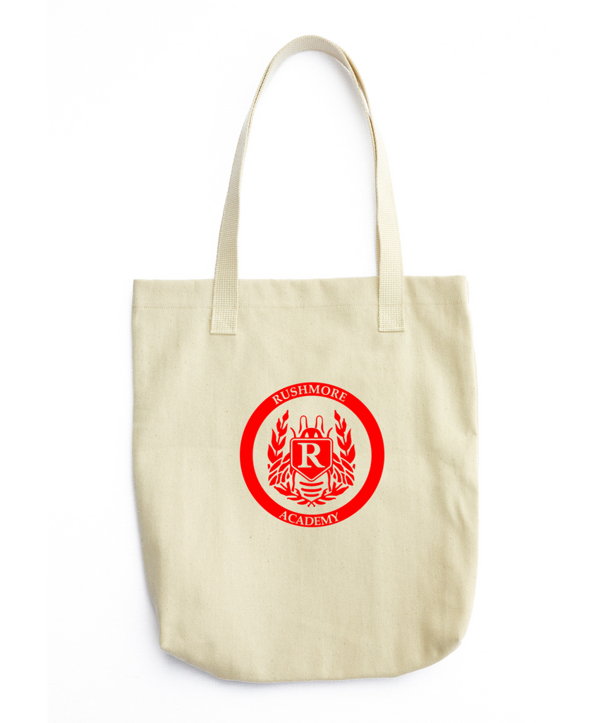 Rushmore Academy Tote Bag Max Fischer - Wes-Anderson.com