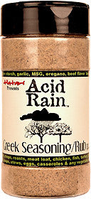Acid Rain Greek Seasoning/Rub