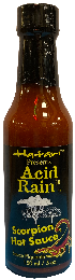 Acid Rain Scorpion Pepper Sauce