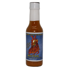 Angry Goat Hot Cock Hot Sauce