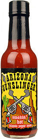 Arizona Gunslinger Smokin' Hot Chipotle Habanero Pepper Sauce