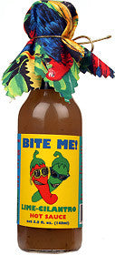 Bite me Lime/Cilantro Hot Sauce