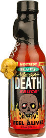 Mega Death Hot Sauce