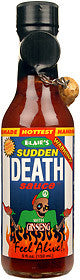 Sudden Death Hot Sauce