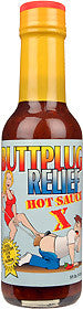 ButtPlug Relief Hot Sauce