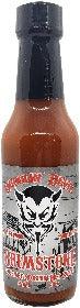 Droolin Devil Brimstone Gourmet Scorpion Hot Sauce