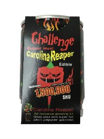 Challenge Carolina Reaper Grow Kit