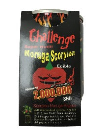 Challenge Moruga Scorpion Growing Kit