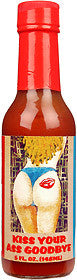 Kiss Your Ass Goodbye Hot Sauce