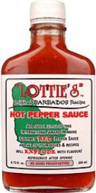 Flavors Original Barbados Red Hot Sauce