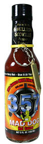 Mad Dog 357 Collector's Gold Edition Hot Sauce