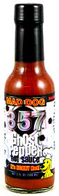 Mad Dog 357 Ghost Pepper