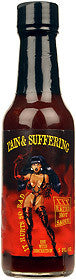 Pain & Suffering Hot Sauce