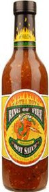 Ring of Fire X-tra Hot Habanero Hot Sauce